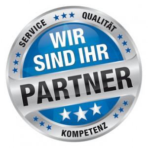 Wir sind Ihr Partner - Service, Qualitt, Kompetenz
